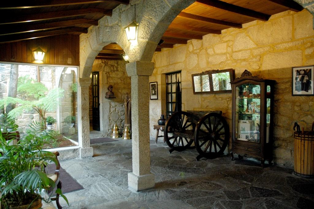 Hoteles rurales en galicia santiago de compostela a coru a - Casas rurales en galicia con encanto ...