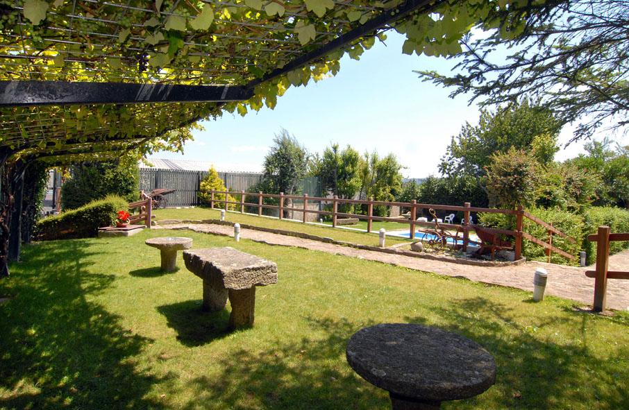 Hoteles rurales en galicia santiago de compostela a coru a - Hoteles en galicia con encanto ...