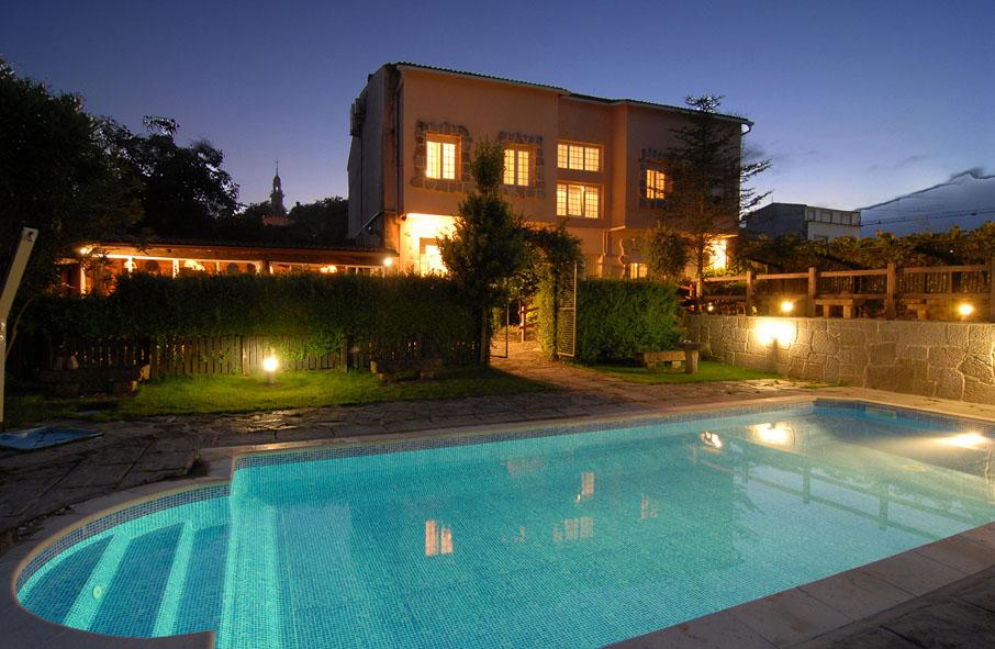 Hoteles rurales en galicia vida emigrante - Casas rurales madrid con piscina ...