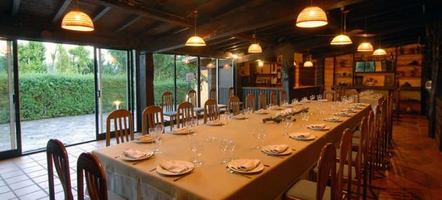 Restaurantes para Bautizos, Primeras Comunioes y Bodas en Santiago