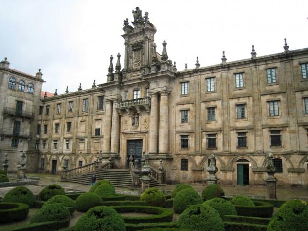 El monasterio de San Martín Pinario