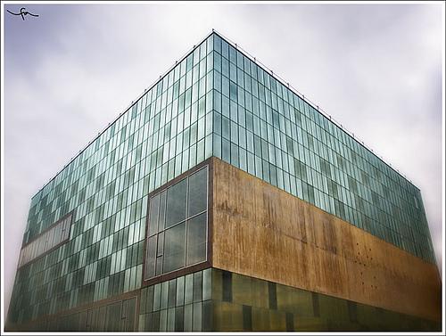 El Muncyt en A Coruña: Museo Nacional de Ciencia y Tecnología