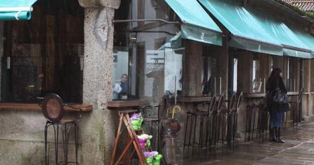 Cocina de vanguardia y ecológica a un paso de Casa Rosalía