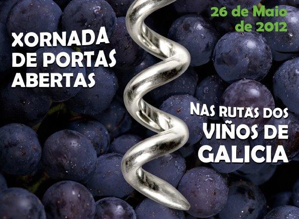 Xornada de Portas Abertas das Rutas do viño de Galiza