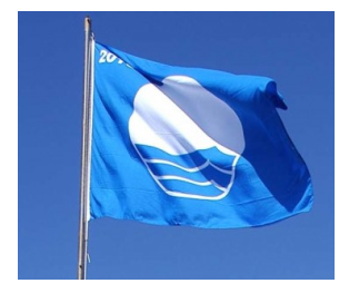 Banderas Azules en las costas gallegas