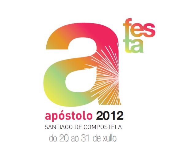 Fiestas del Apostol 2012, Santiago de Compostela