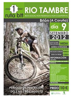RUTA BBT RIO TAMBRE: Senderismo en Galicia