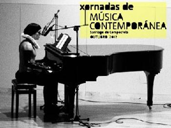 I Jornadas de Música Contemporánea,  Santiago de Compostela