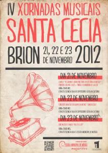 Xornadas Musicais Santa Cecia 2012