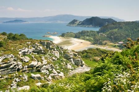 ¿que ver en galicia?islas_cies_galicia