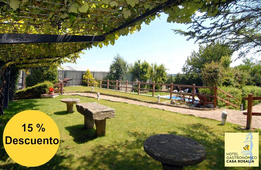 Hoteles rurales en galicia hotel gastron mico casa rosal a - Casas rurales galicia ofertas ...