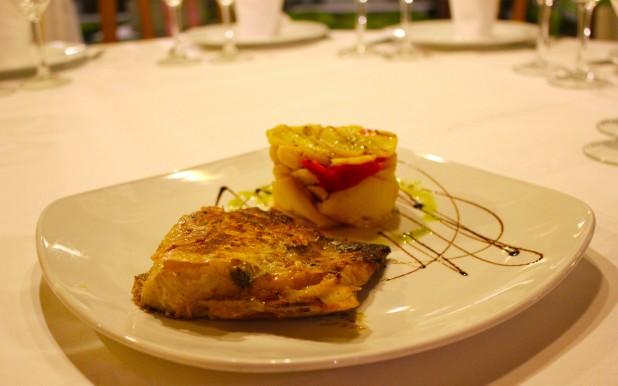 Comer Bacalao en Santiago